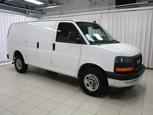 2018 GMC Savana 3/4 TON CARGO VAN 5DR 2PASS WAS $31495 NOW $2977