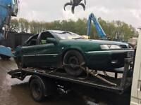 End of life/scrap vehicles wanted