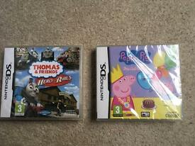 2x Nintendo DS Games - Brand New