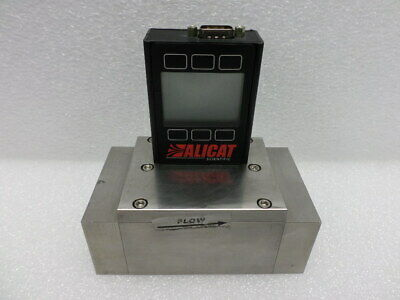 Alicat Scientific M-2000slpm-d-db9m-485-125 Nat Gas Mass Flow Controller