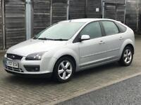 Ford Focus 1.8 TDCi Zetec Climate 5dr ONE OWNER FROM NEW + FSH