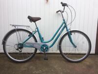 Ladies womens bike 6 speed student commuting town leisure loughborough