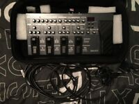 Boss Me 80 plus cables, psu and Gator Carry case.