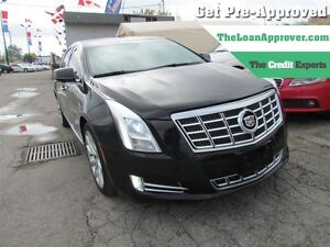 2015 Cadillac XTS Luxury   NAV   AWD   LEATHER   ROOF   CAM