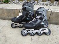 Inline skates, Oxello, adjustable size 4-6