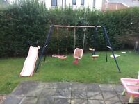 Swing Set for Free