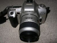 Minolta 404si AF film camera, beautiful condition, looks new.