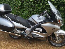 Honda Pan European, 2004 model, ST1300 with ABS – only £3500 (tourer like VFR, FJR, R1200RT, GTL)