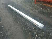 Van trukrack roof rack pipe holder suit plumber etc