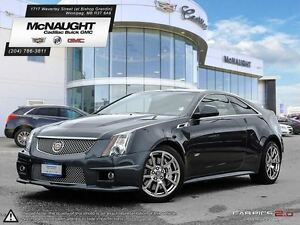 2012 Cadillac CTS-V 6.2L V8 Supercharged 556HP! | Bose | Low KM