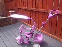 Little tykes 4 in 1 baby bike