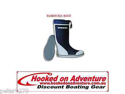 RUBBER SEA BOOT PN BOOT MULTIPLE SIZES
