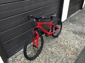 24 in hard tail bike