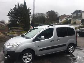 Peugeot partner tepee 17000 miles from new