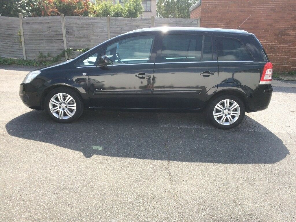 Vauxhall Zafira Diesel automatic 1.9 CDTi ***Fully Loaded***