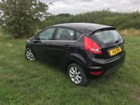Ford Fiesta Zetec auto 2011
