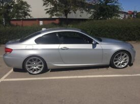 bmw coupe 320d great looking car for age comes with 12months mot