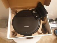 Samsung Powerbot -E Robot Vacuum Cleaner - Wi-Fi - Refurbish Black (Model VR5000)!!!!