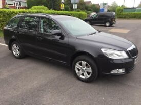 61 Plate Skoda Octavia 5Dr Estate 1.6 TDI/ 4WD, FSH, Excellent condition