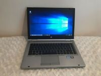 HP Laptop, 256GB SSD, 8GB RAM, Intel Core i5 - ONLY £249