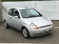 Ford Ka Luxury 1.2 Ideal First Car * Low Warranted Mileage* *Leather* Air Con, Warranty