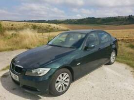 BMW 318i full mot well looked after
