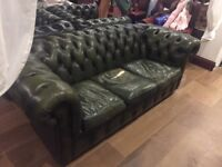 Free chesterfield 3 seater