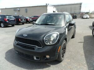 2013 Mini Cooper Countryman S AWD +RESERVE+ ELEC, MAGS, BTH