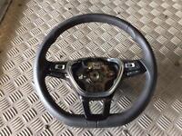 Vw golf mk7 bottom flat steering wheel .vw caddy
