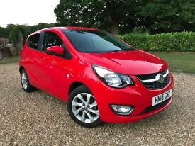 2015 Vauxhall Viva SE 60+ MPG £20 Tax Cruise & Climate Control Full Vauxhall History and Long MOT