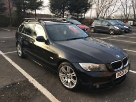 BMW 3 Series Touring in M Sport specification.