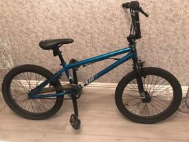 Mongoose L40 BMX Bike (Teal Colour)