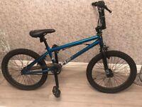 Mongoose L40 BMX Bike (Teal Colour)