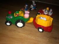 Wow Toys kitchen cars minions nerf gun loads