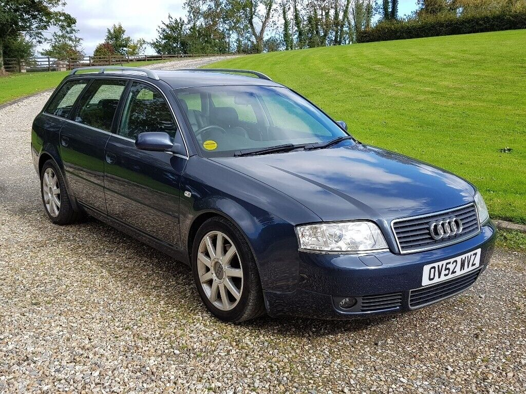 Audi A6 1 8t Quattro Sport Avant Owned By Me Since 2003 Full Service History Mot D Until Nov 19 In Craigavon County Armagh Gumtree