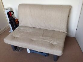 Futon for sale,good condition hardly used! 6ft x 4ft.