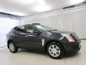 2015 Cadillac SRX AWD 3.6L V6 LUXURY SUV WITH Touch Screen Monit