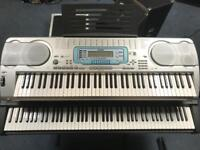 Casio WK3000 keyboard