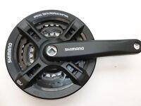 SHIMANO Mountain Bike Crank