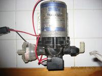 shurflo 12vdc waterpump