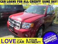 2011 Ford Escape XLT * PWR SEATS * NEW CARS DAILY