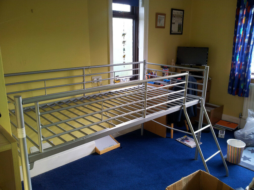 Ikea Metal Frame Kid\'s Cabin Bed - For Sale | in Beccles, Suffolk ...