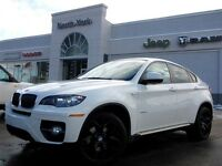 2012 BMW X6 35i XDRIVE LOADED NAV 3D CAM LEATHER SUNROOF 21 AL