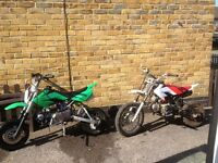 Pit bike s for sale feltham area