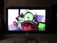 SAMSUNG LED SLIMLINE TV MODEL:UE40B7020WW USED TESTED,NO STAND,