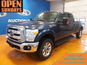2015 Ford F-250 LARIAT! 4X4! LEATHER! FINANCE NOW!