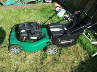 briggs and stratton 450e series lawnmower