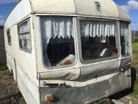 Caravan restoration project