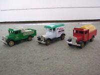 Three Vintage Corgi Toy Vehicles £3.00 each