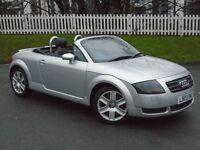 2003 (03) Audi TT 1.8 T Roadster (150BHP) |FULL HISTORY | 12 MONTHS MOT | NEW CLUTCH AND FLYWHEEL